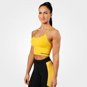 Better Bodies Astoria Seamless Bra Yellow